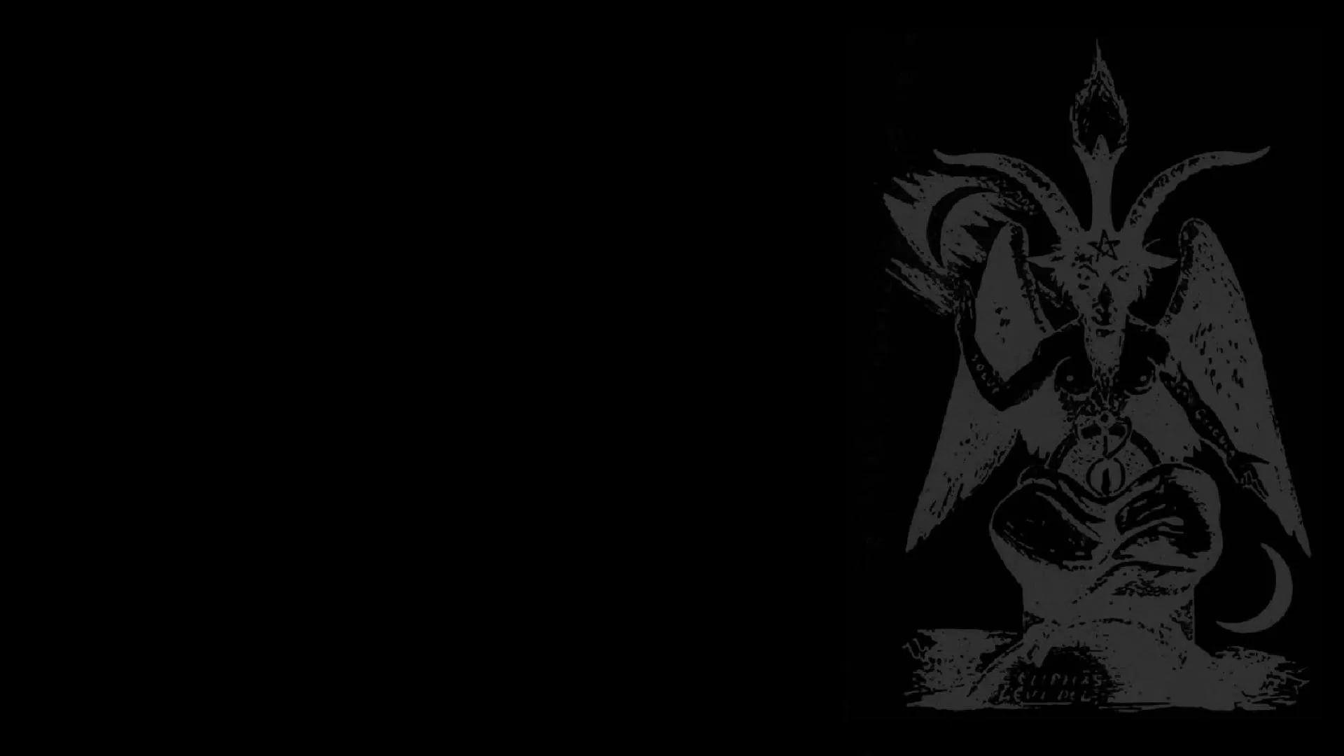 Satanic Wallpaper Picture