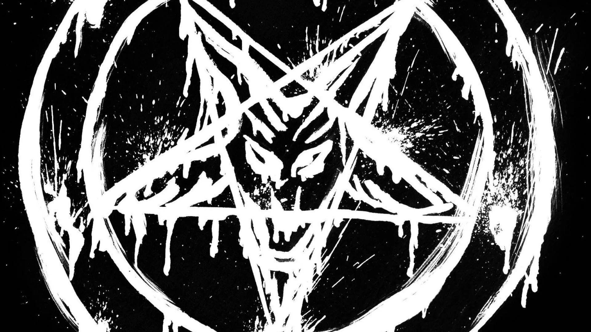 Satanic Free Wallpaper