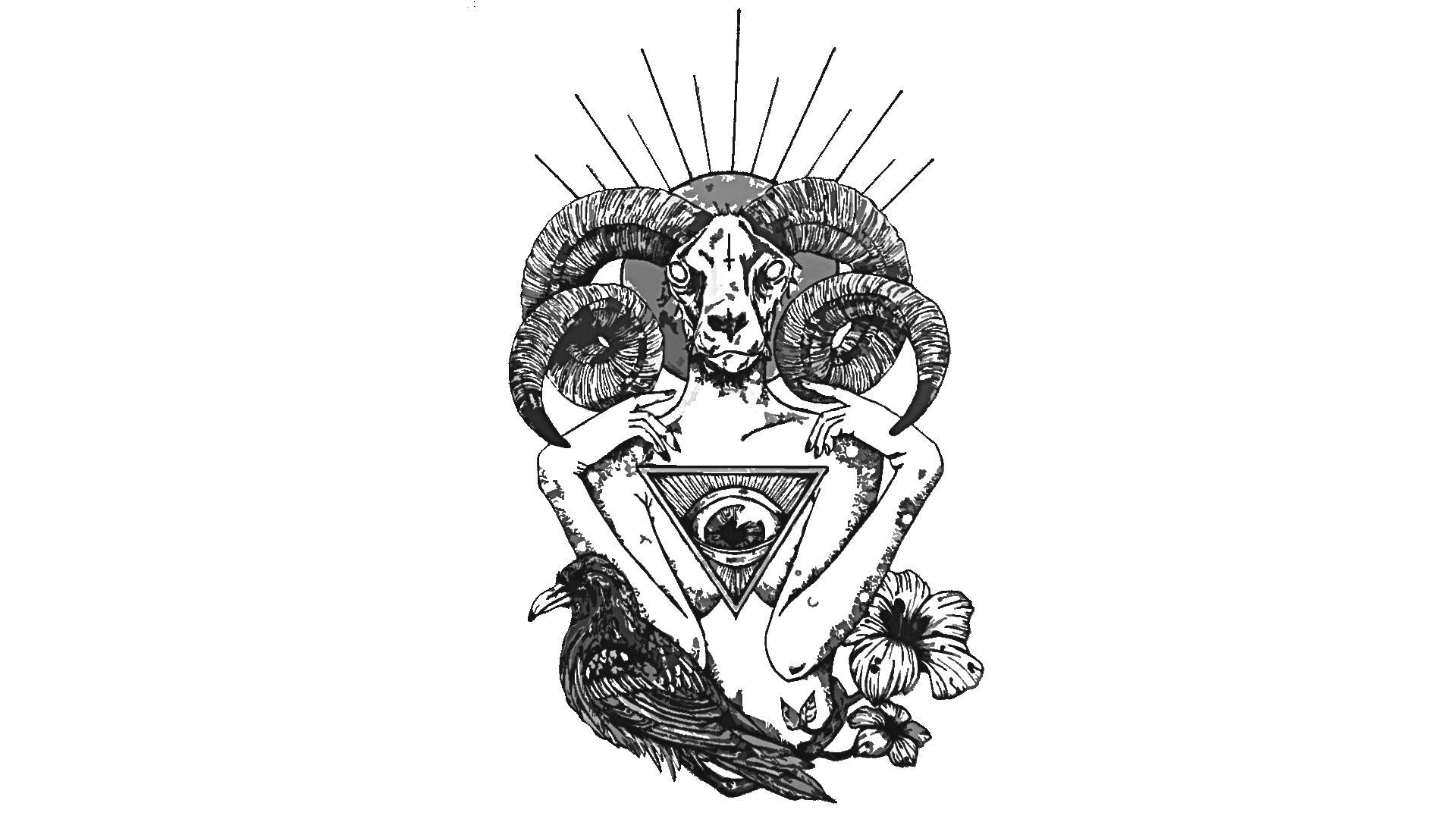 Satanic wallpaper download