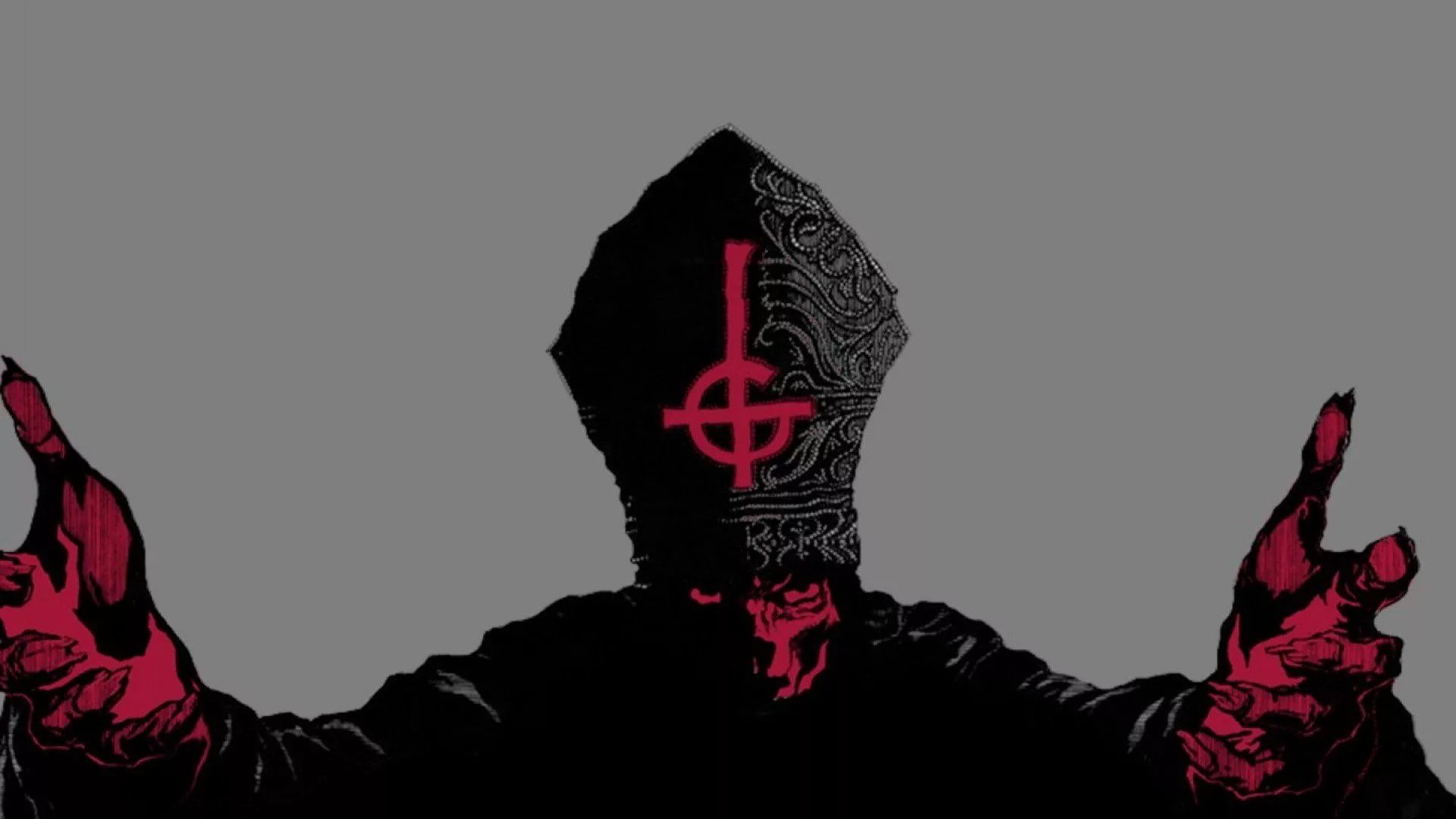 Satanic laptop wallpaper