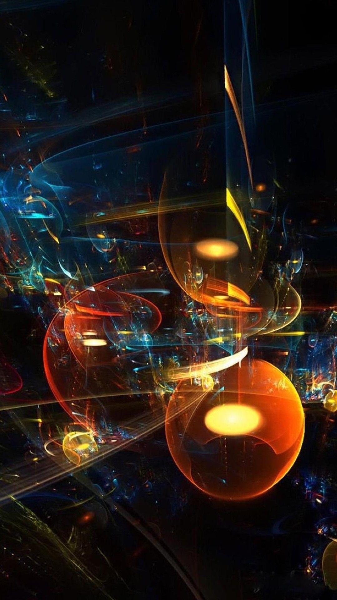 Science iPhone wallpaper
