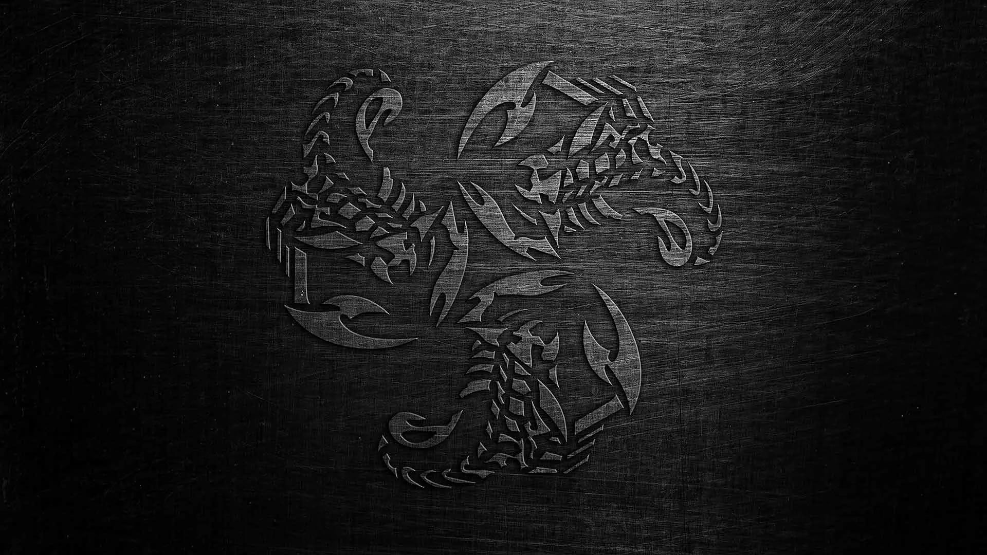 Scorpio Full HD Wallpaper