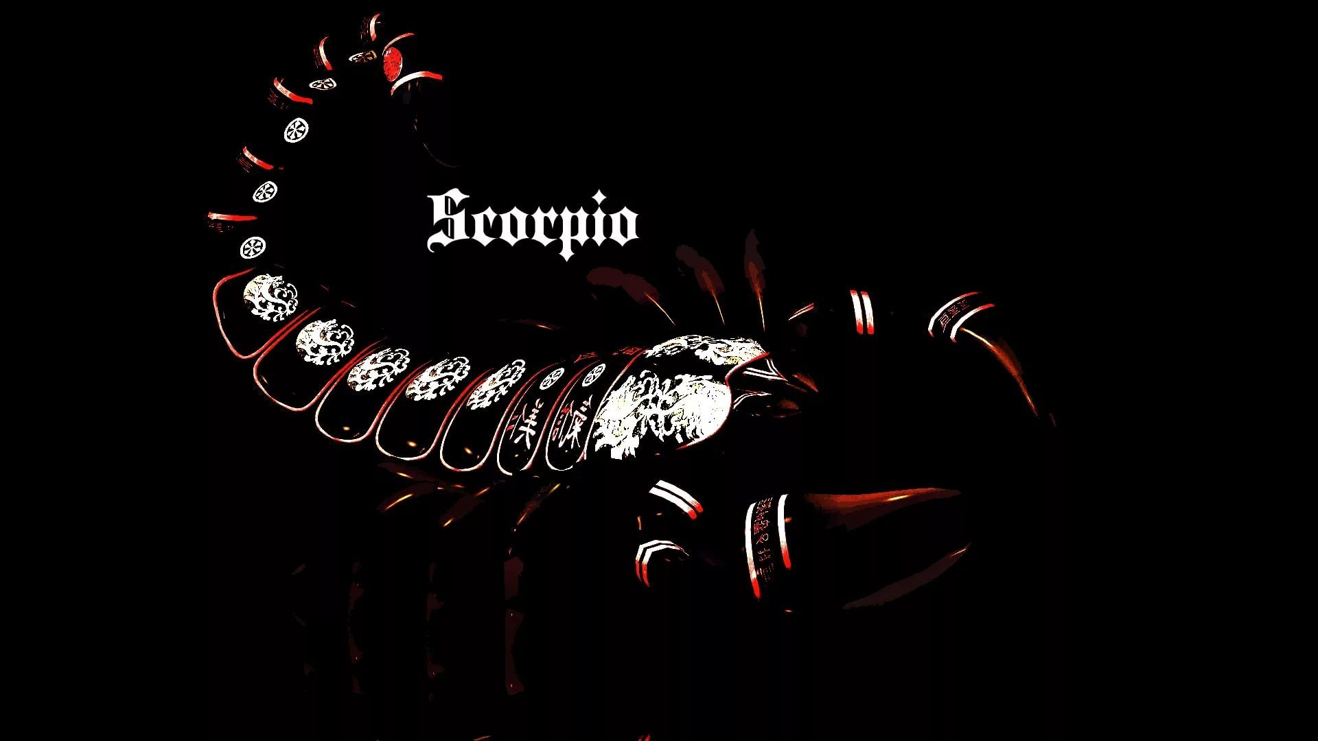 Scorpio hd wallpaper 1080