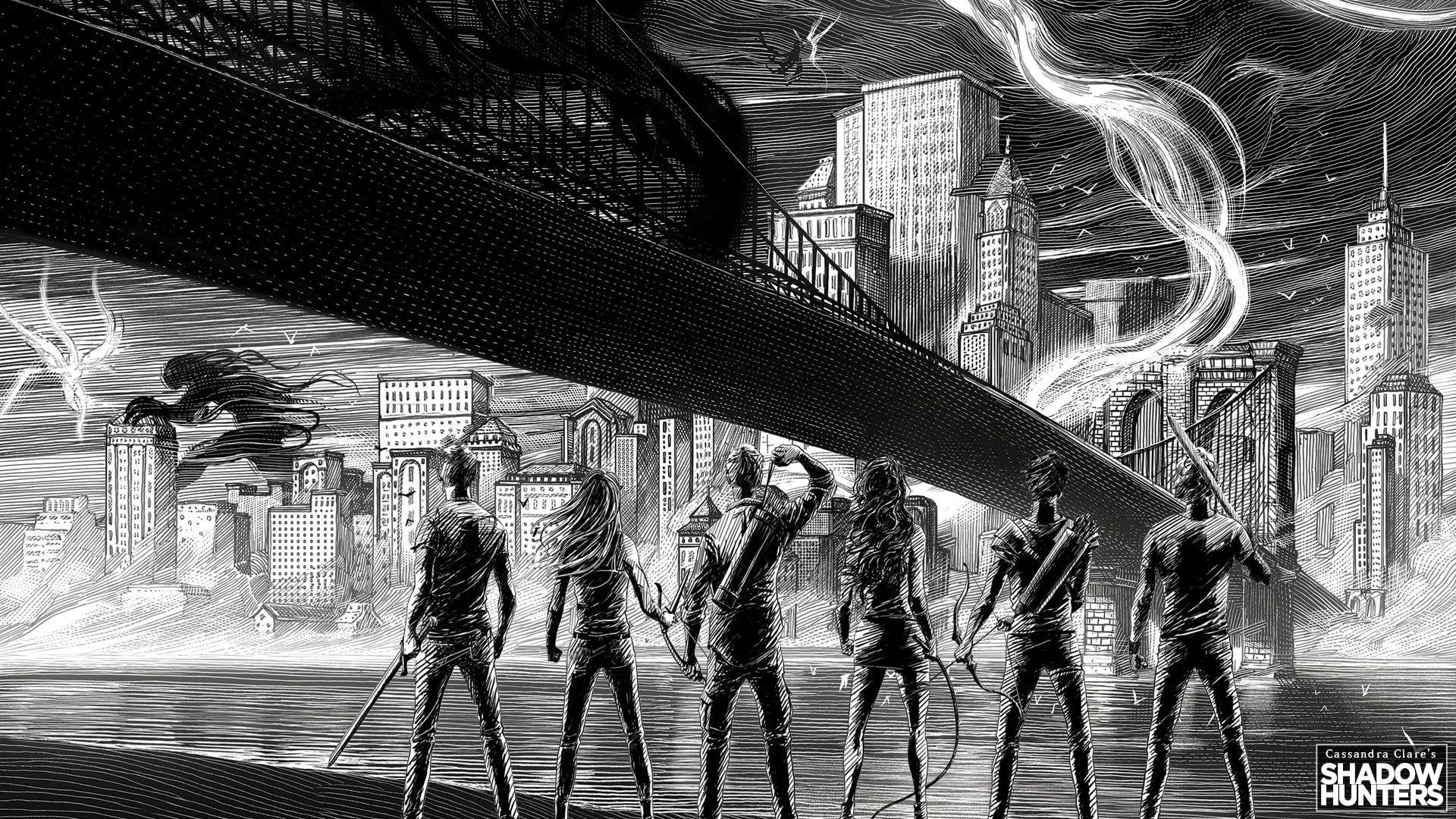 Shadowhunters Wallpaper