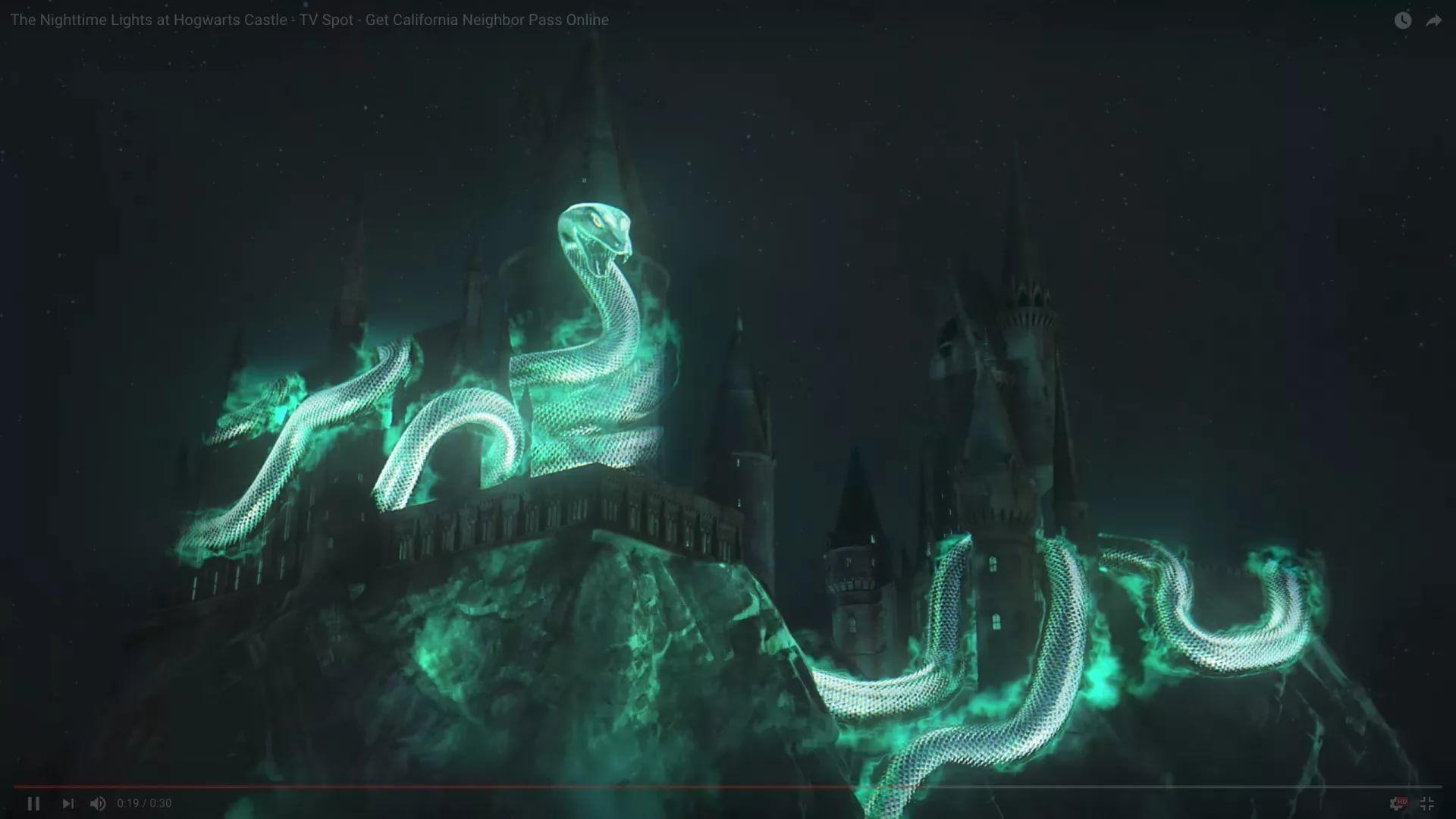 Slytherin wallpaper theme