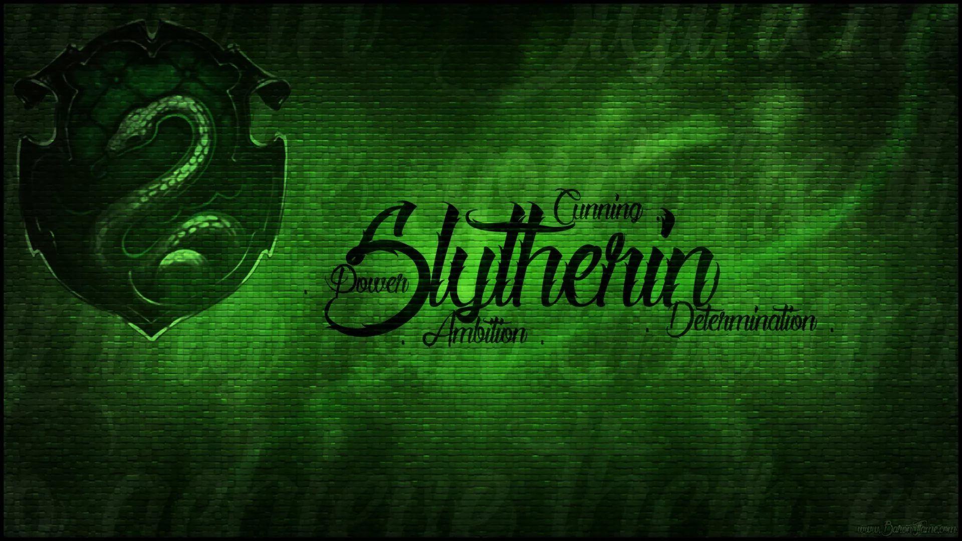 Slytherin wallpaper photo