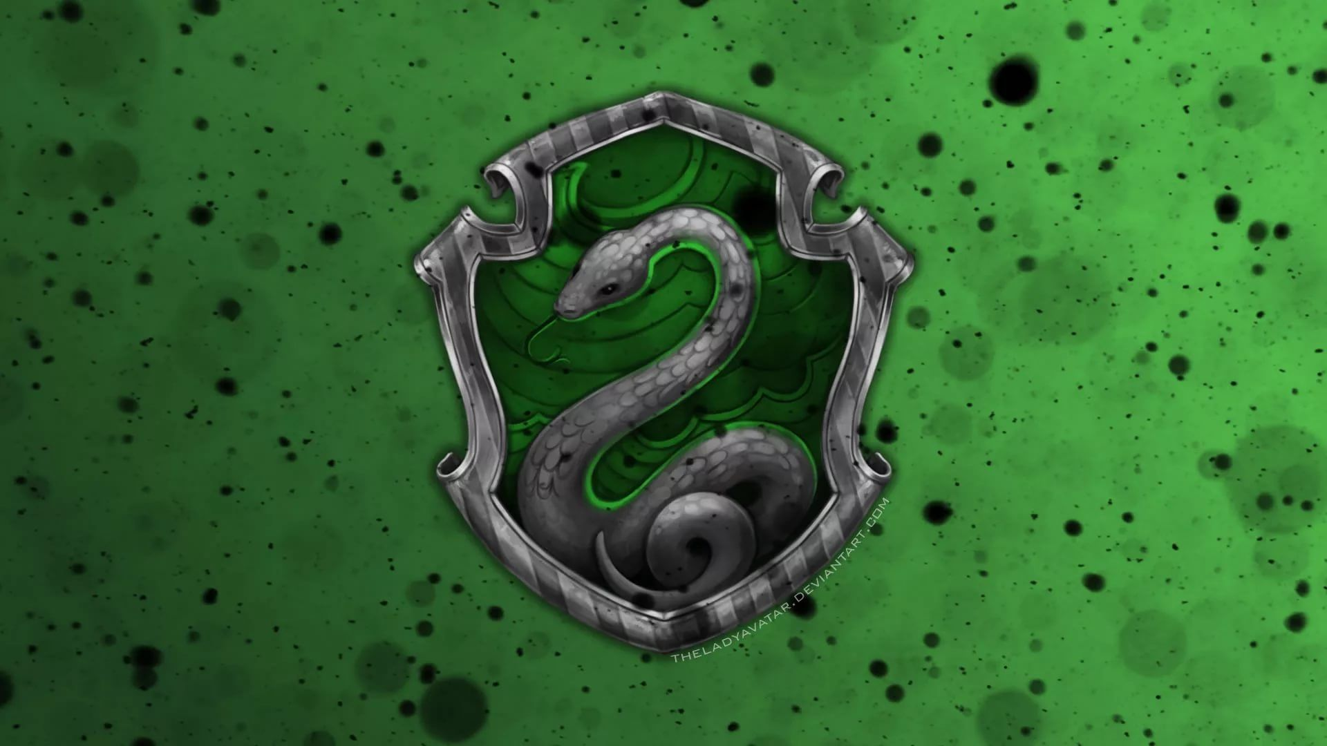 Slytherin Hd Wallpapers 22 Wallpaperboat