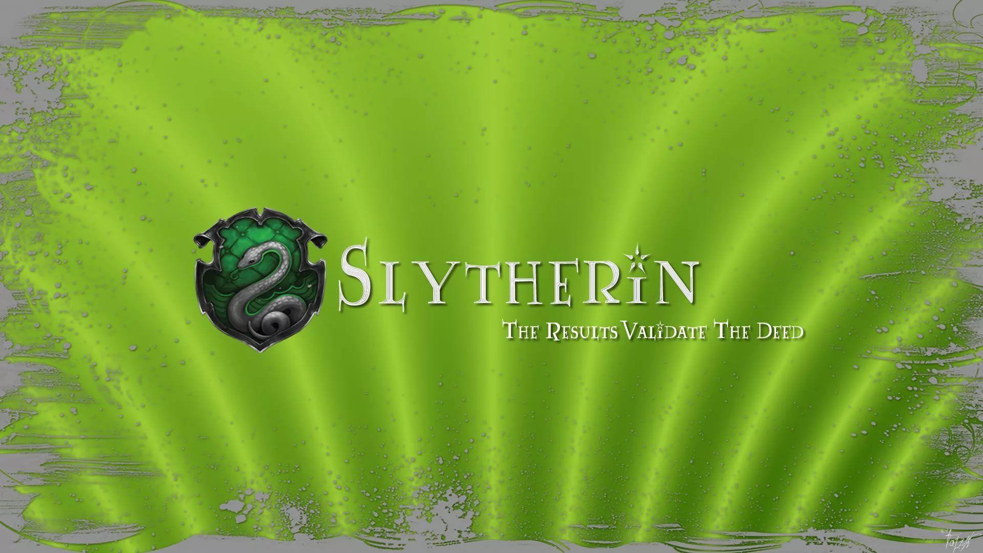 Slytherin vertical wallpaper hd