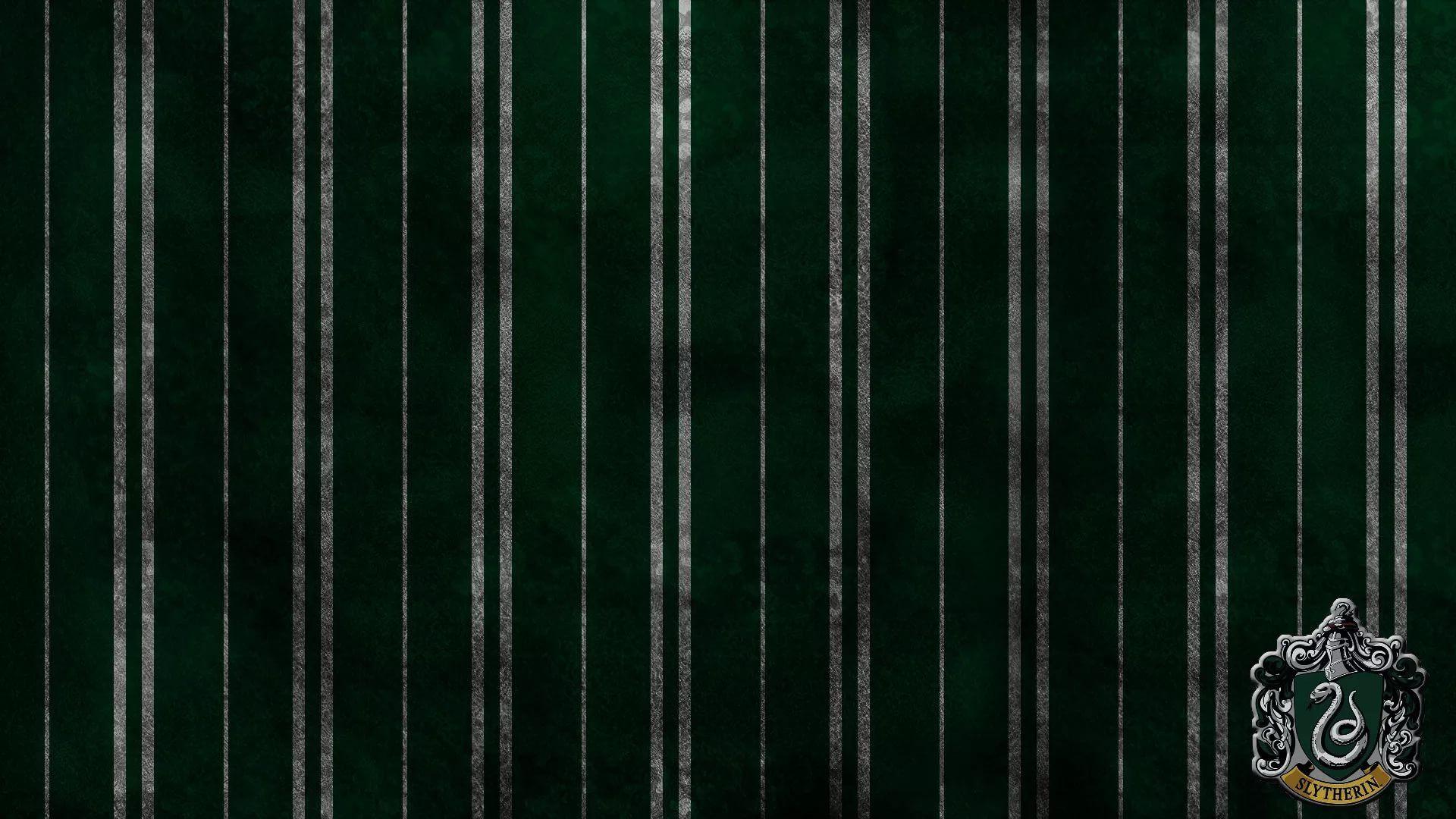 Slytherin computer Wallpaper