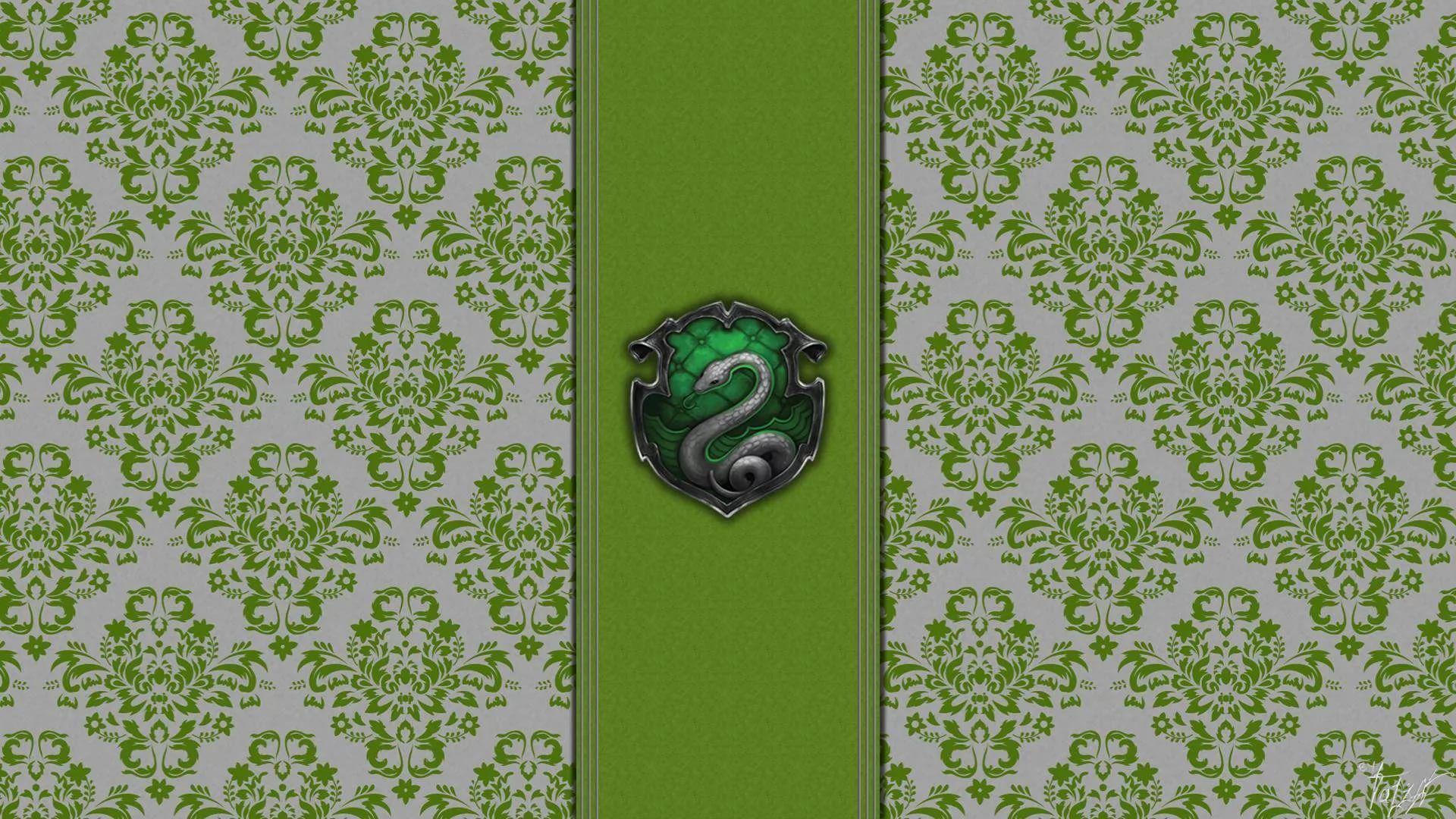 Slytherin Full HD Wallpaper