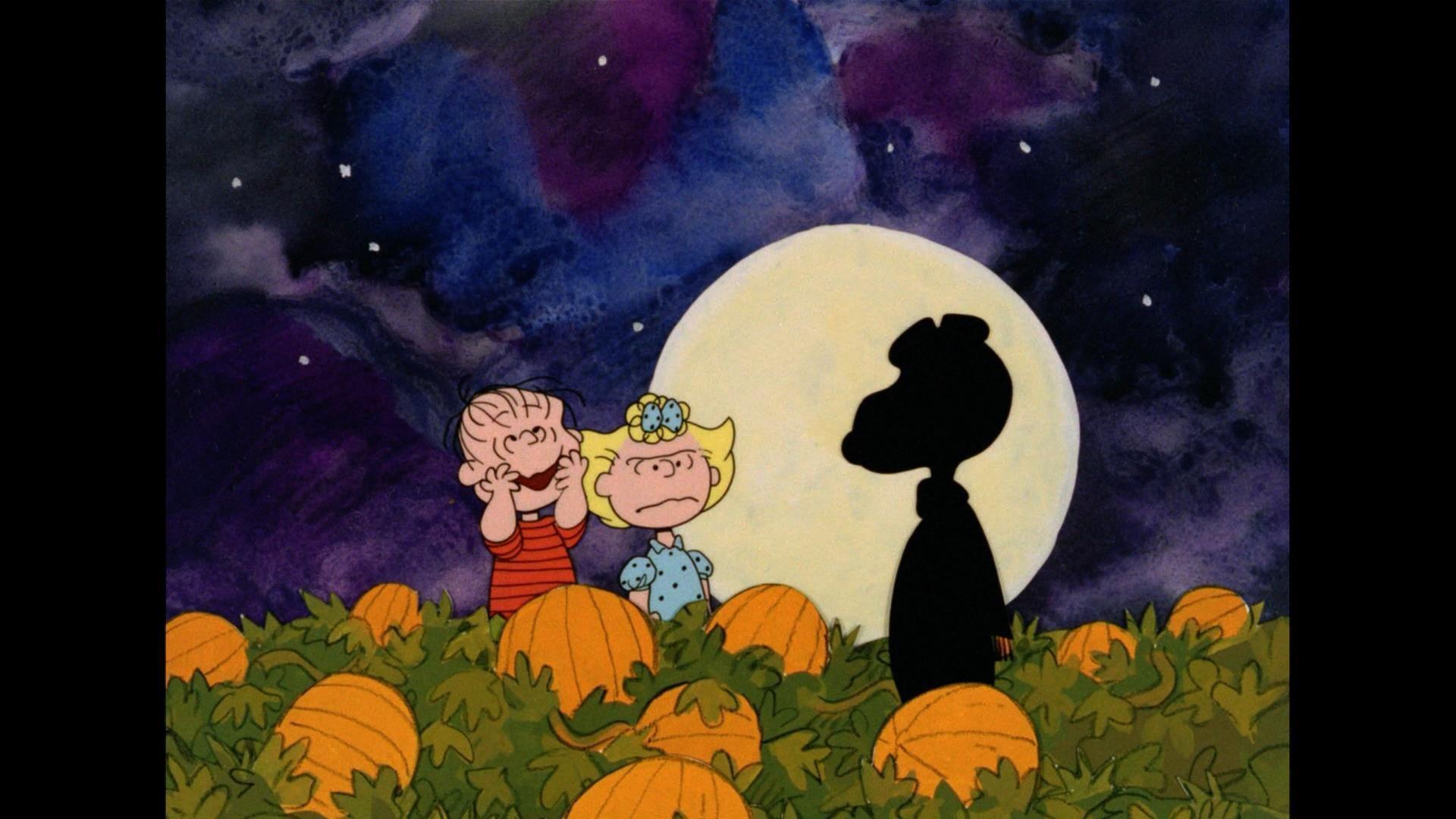 Snoopy Halloween wallpaper