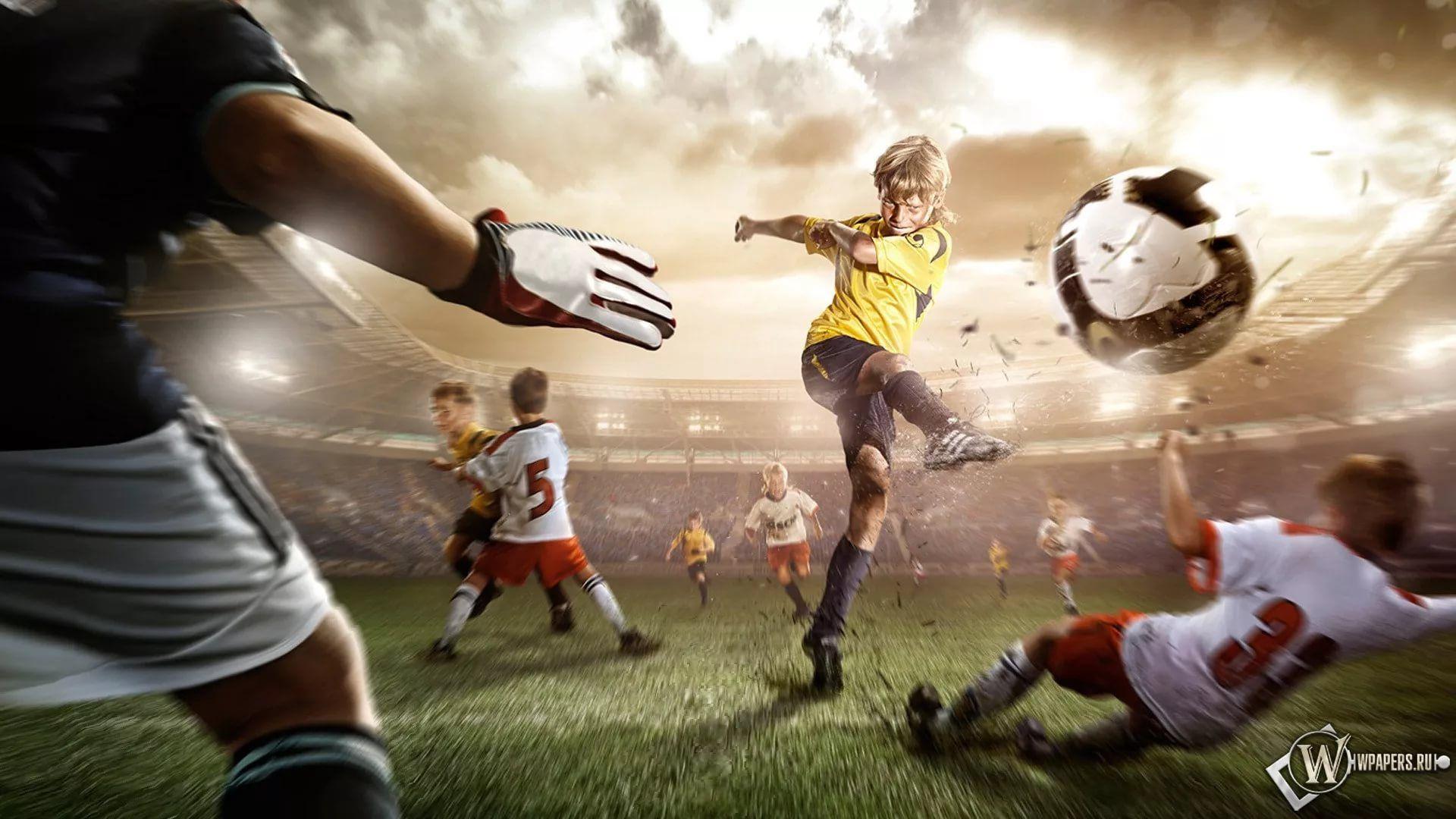 Soccer Player Wallpaper