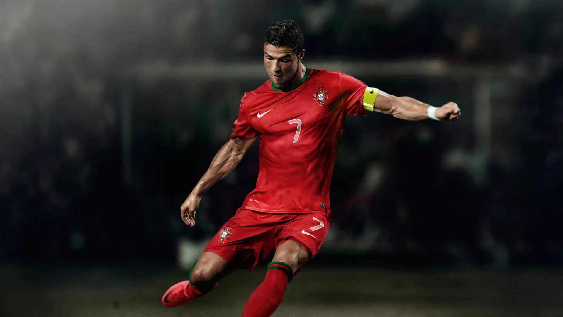 Soccer Player pc wallpaper