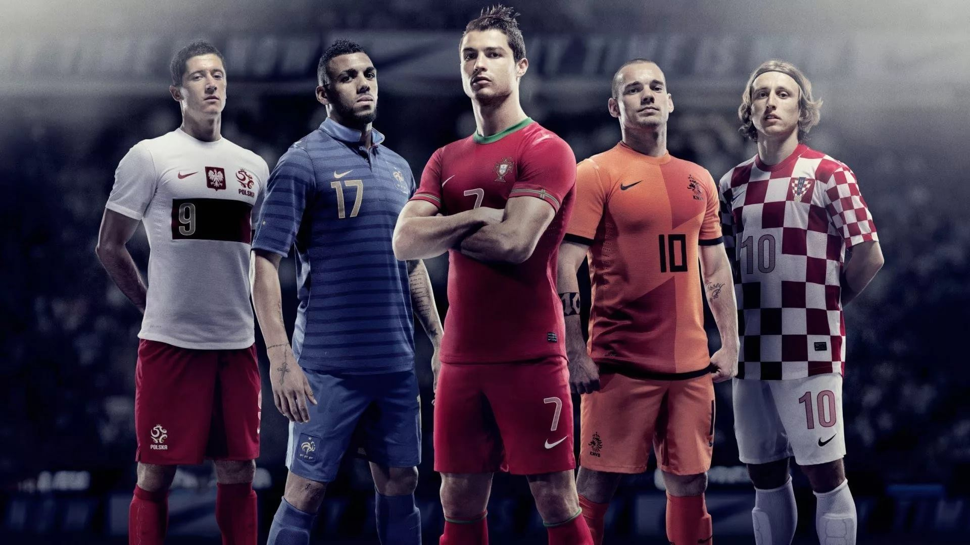 Soccer Player new wallpaper