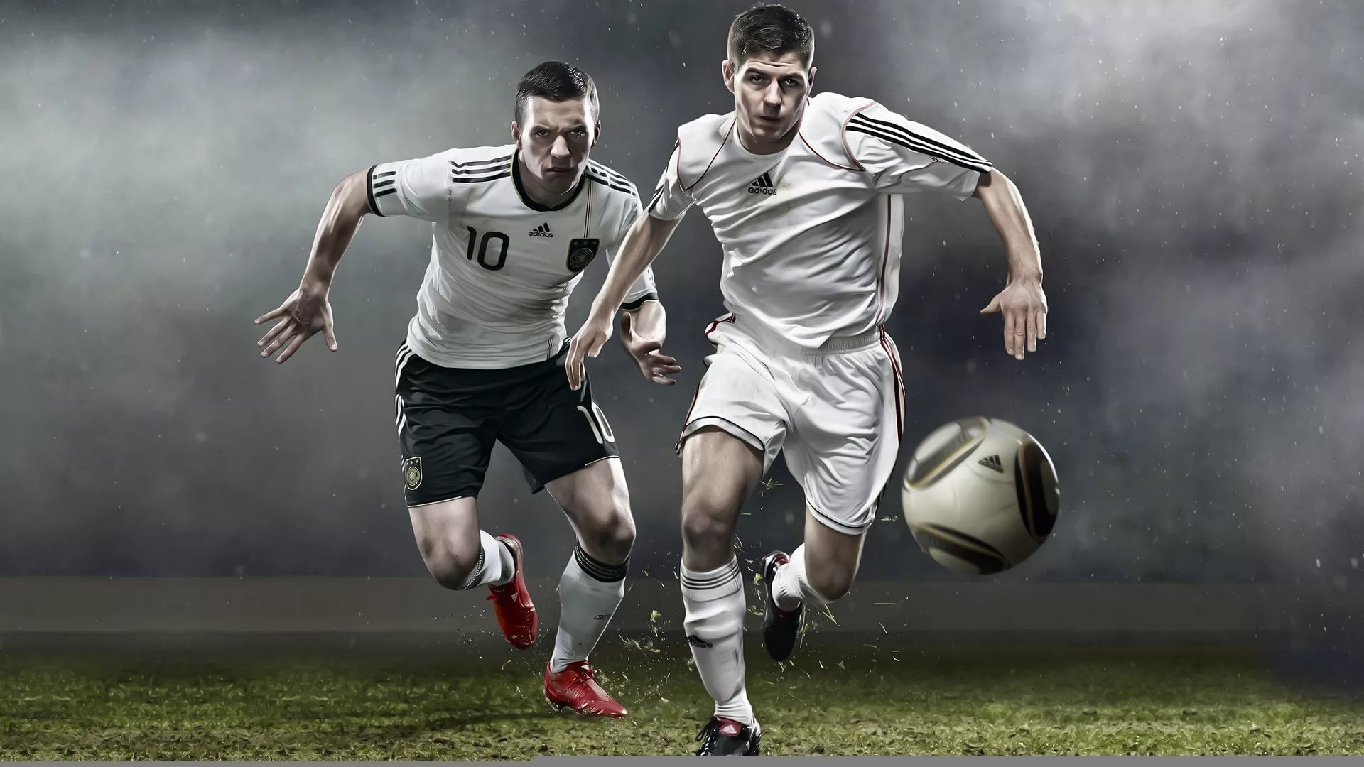 Soccer Player download free wallpapers for pc in hd