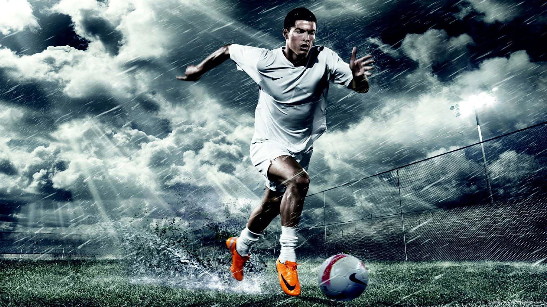 Soccer Player High Quality