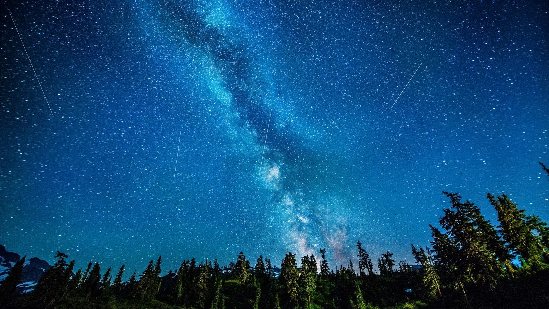 Starry Night download free wallpapers for pc in hd