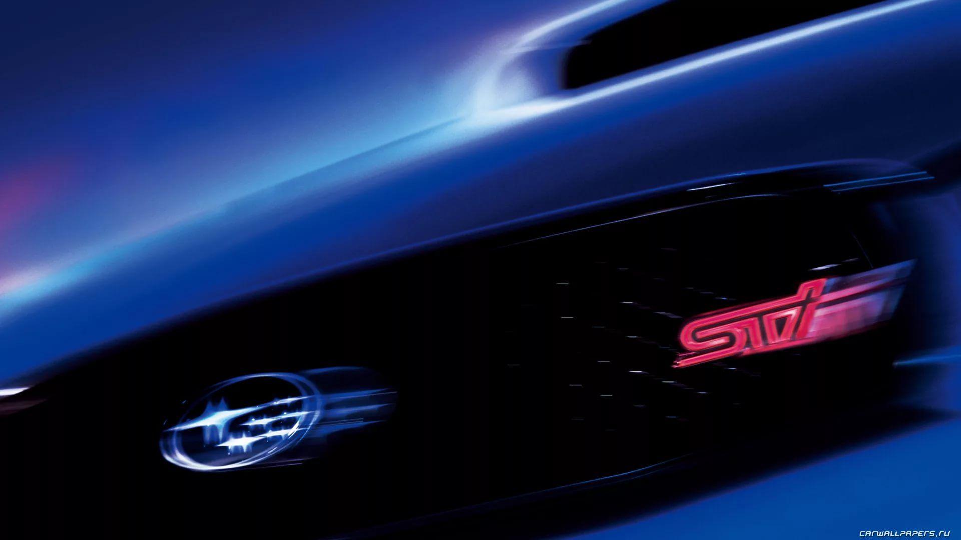 Sti Logo wallpaper