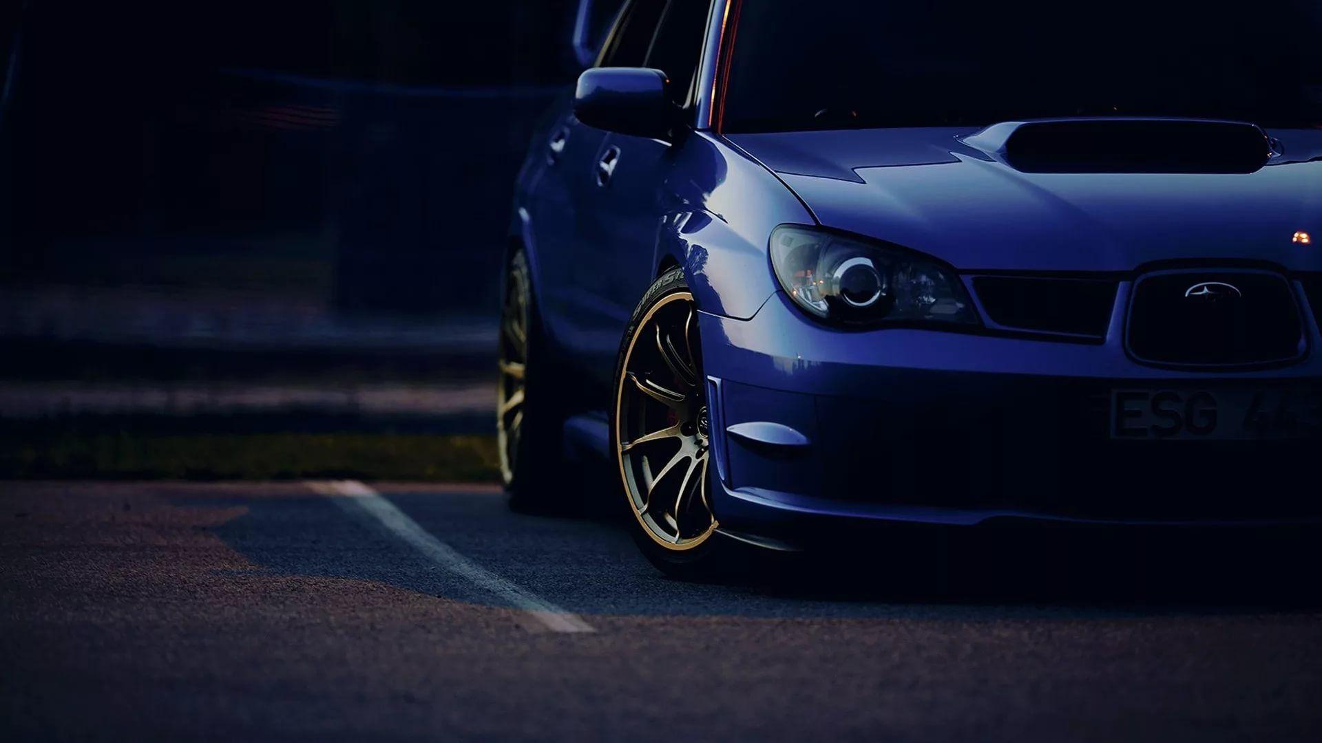 Subaru WRX wallpaper image