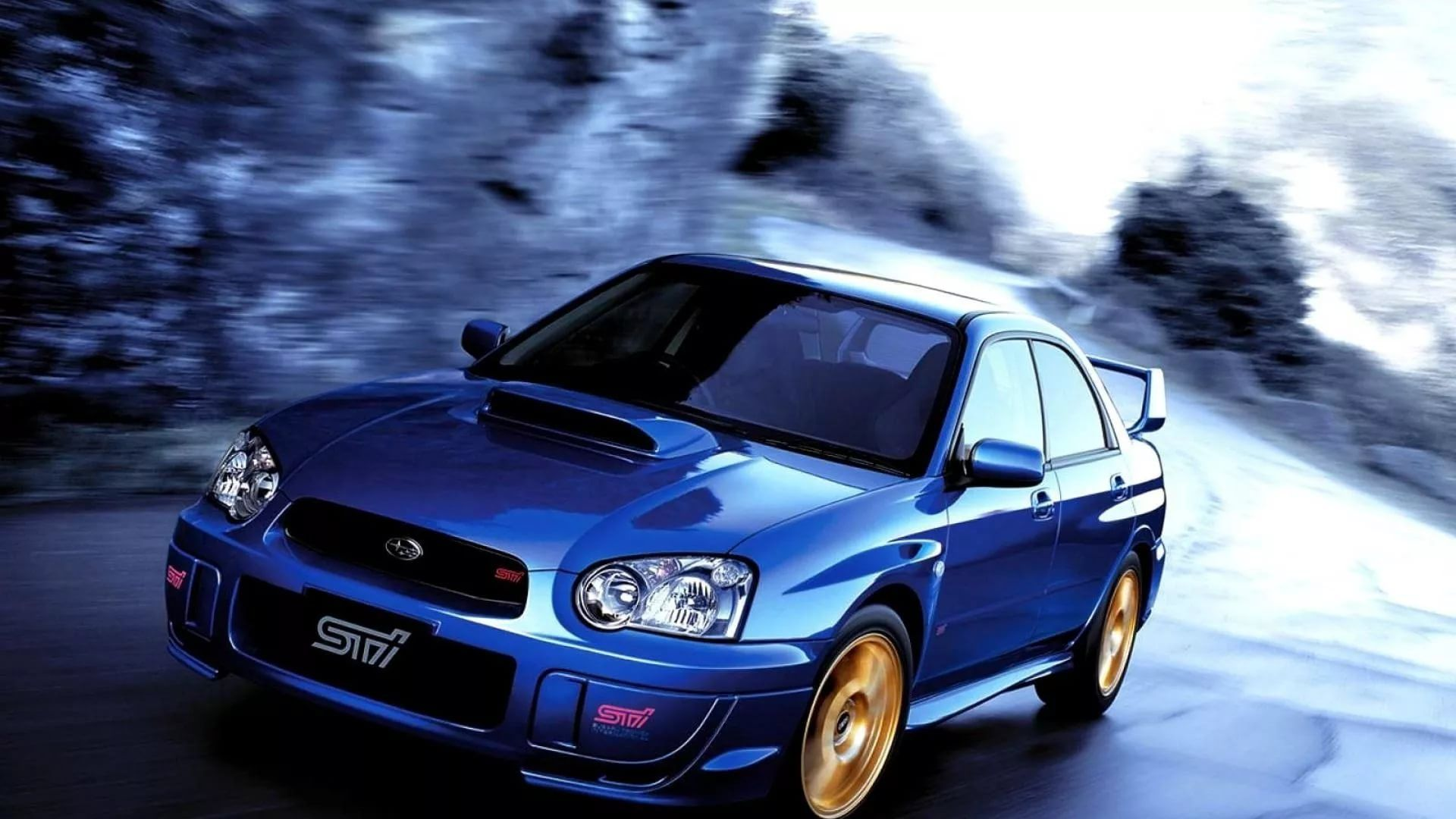 Subaru WRX wallpaper picture hd