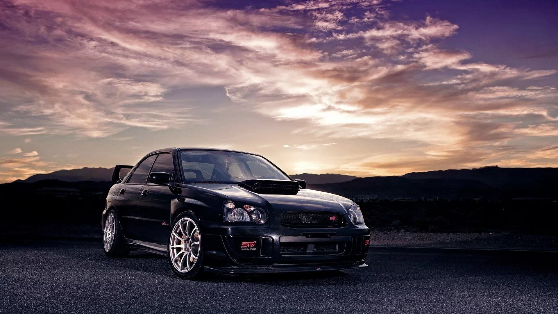 Subaru WRX wallpaper download