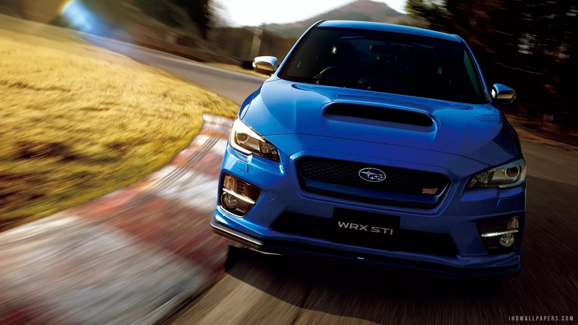 Subaru WRX full hd wallpaper for laptop