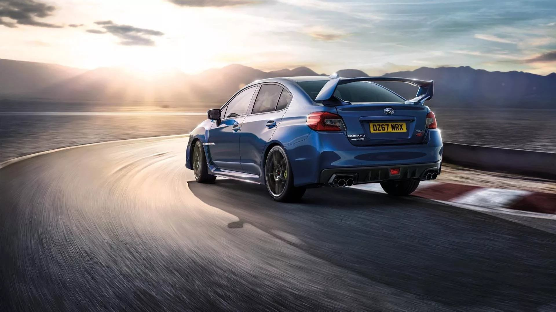 Subaru WRX hd wallpaper download