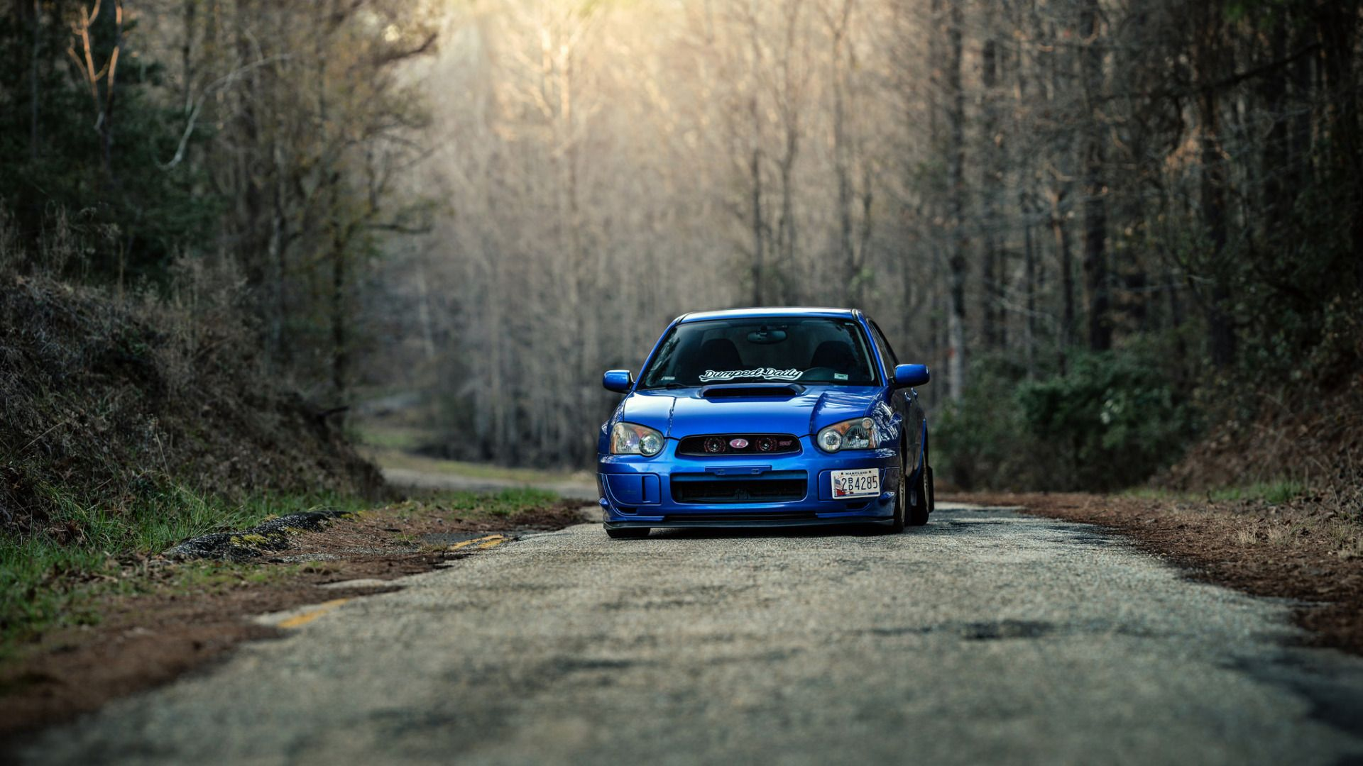 Subaru WRX free download wallpaper