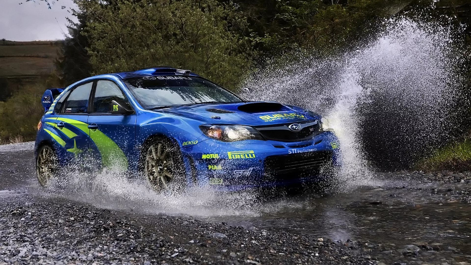 Subaru WRX download nice wallpaper