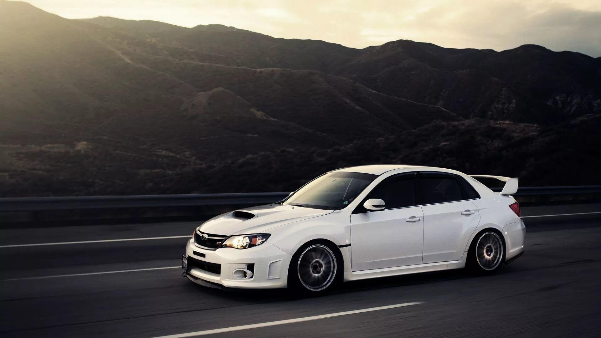 Subaru WRX Picture