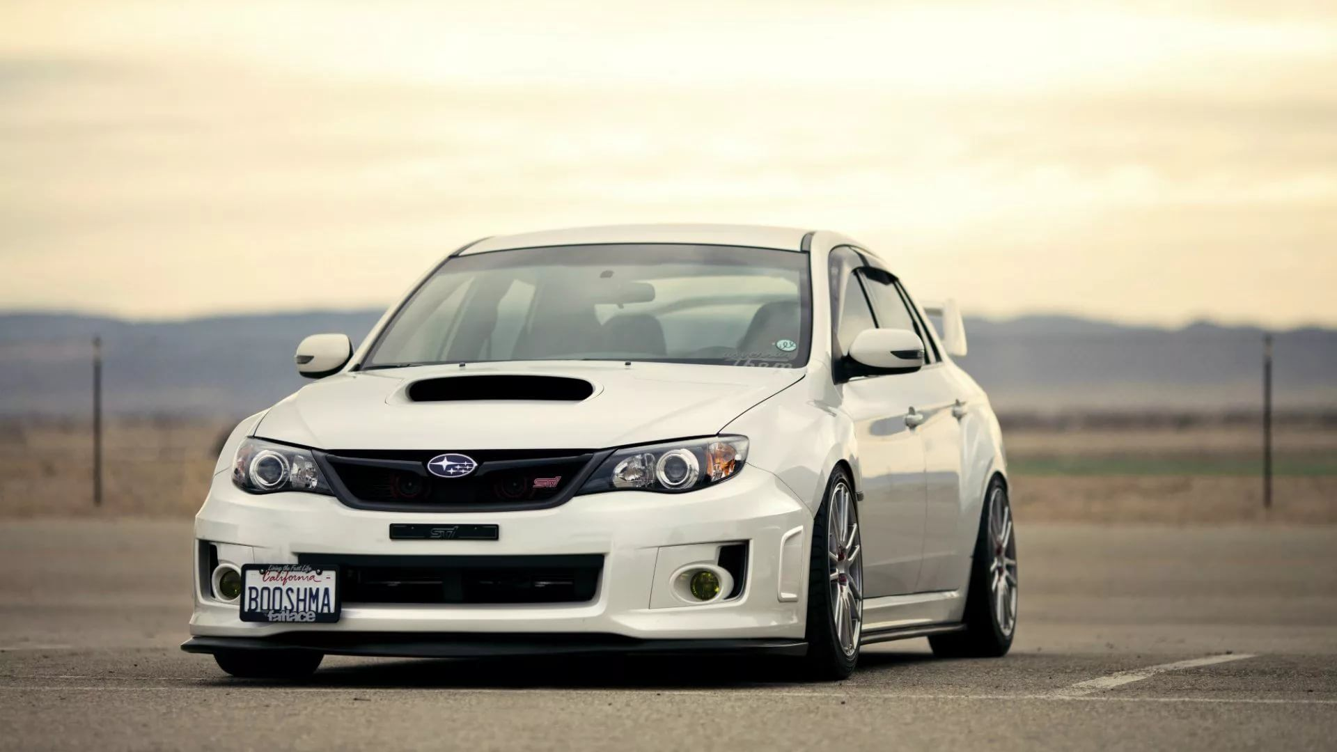 Subaru WRX wallpaper theme