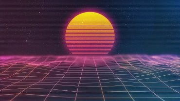 Synthwave PC Wallpaper