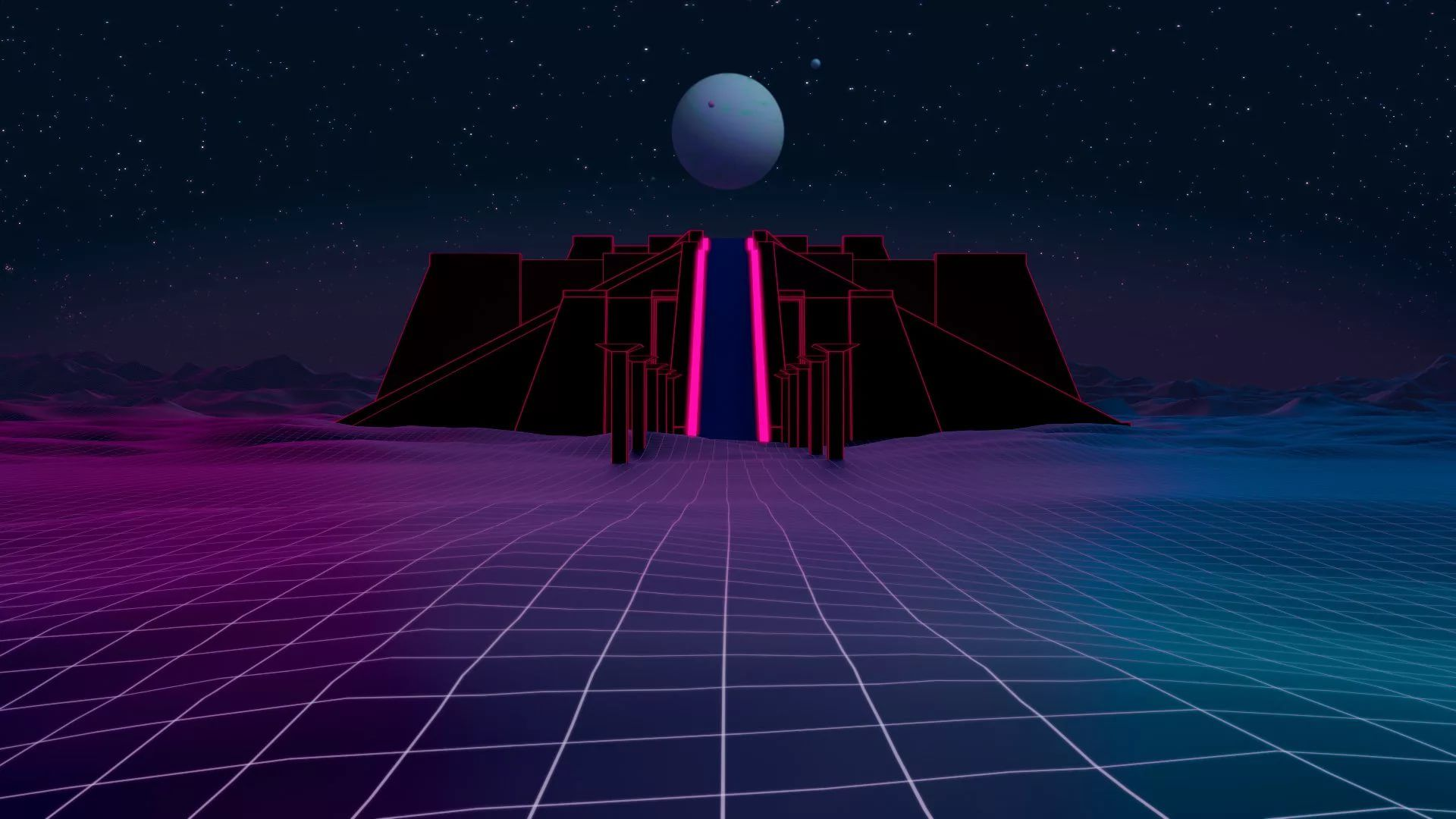 Synthwave High Definition