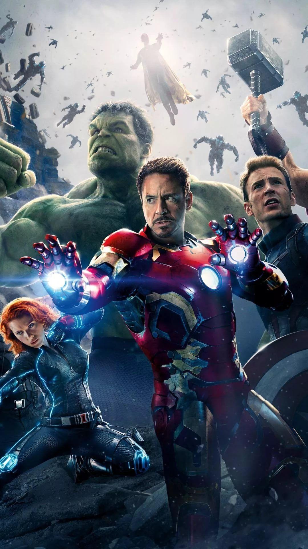 The Avengers iPhone 6 wallpaper