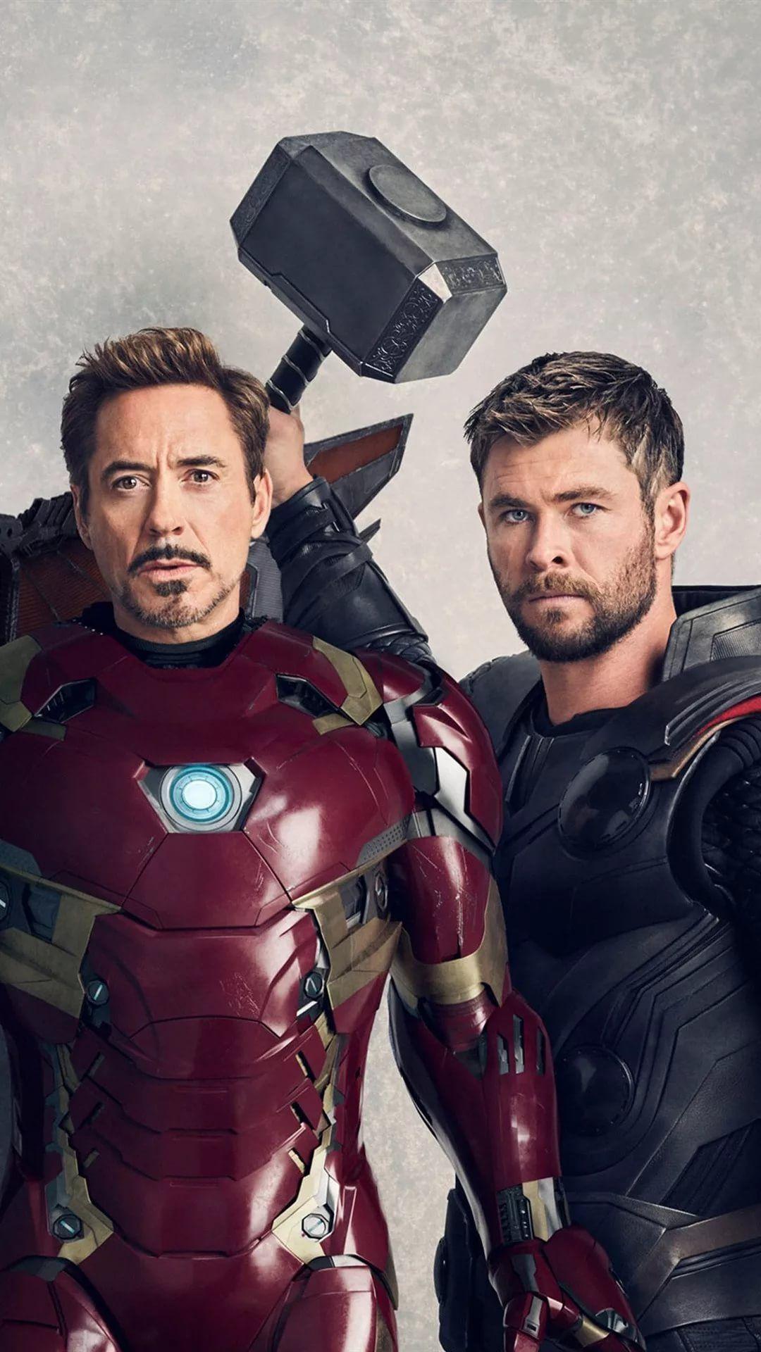 The Avengers phone wallpaper