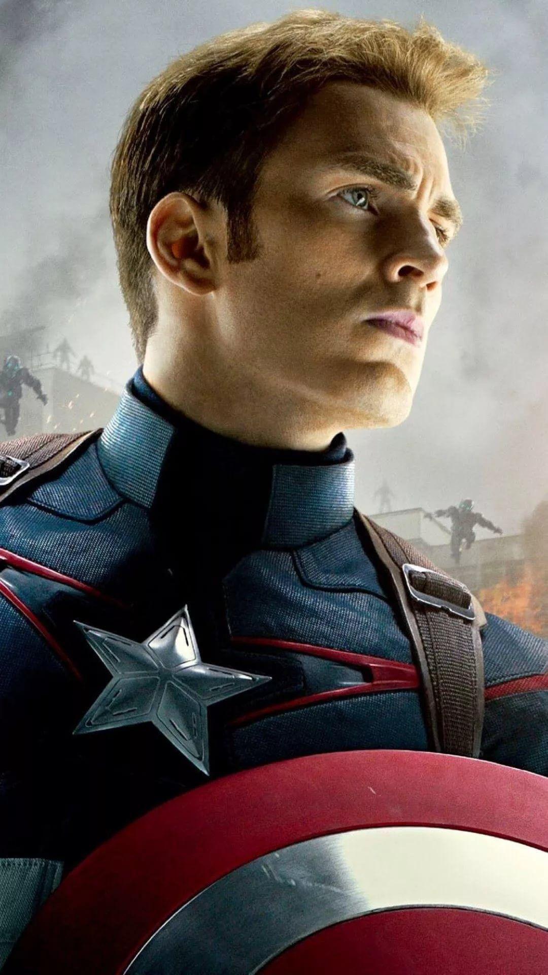 The Avengers iPhone 7 wallpaper