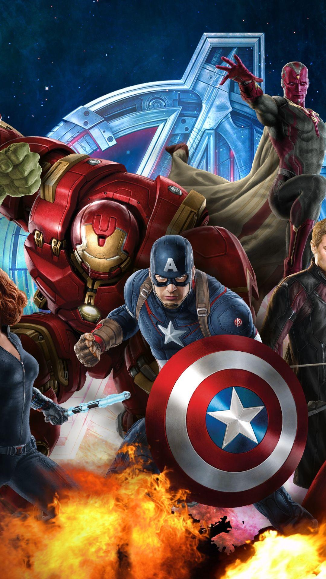 The Avengers hd wallpaper