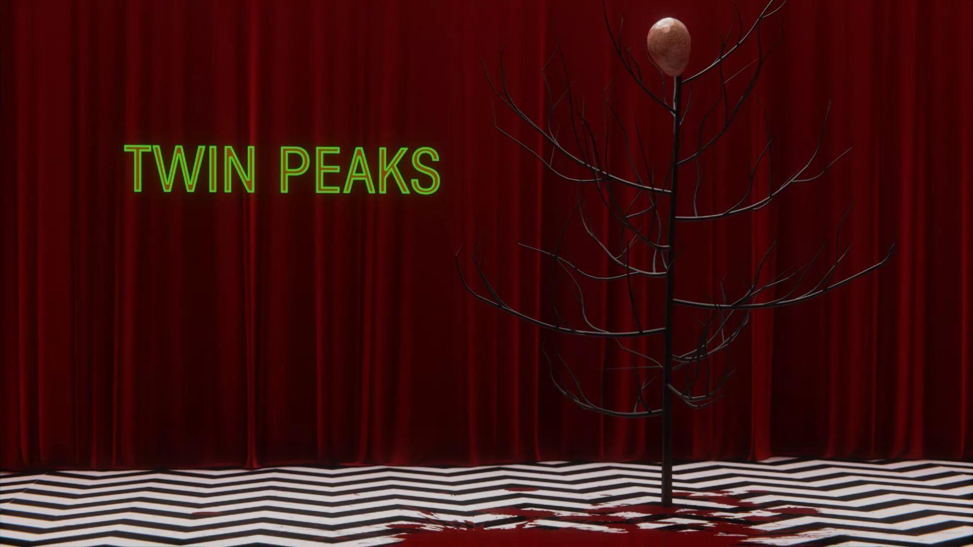 Twin Peaks screen wallpaper