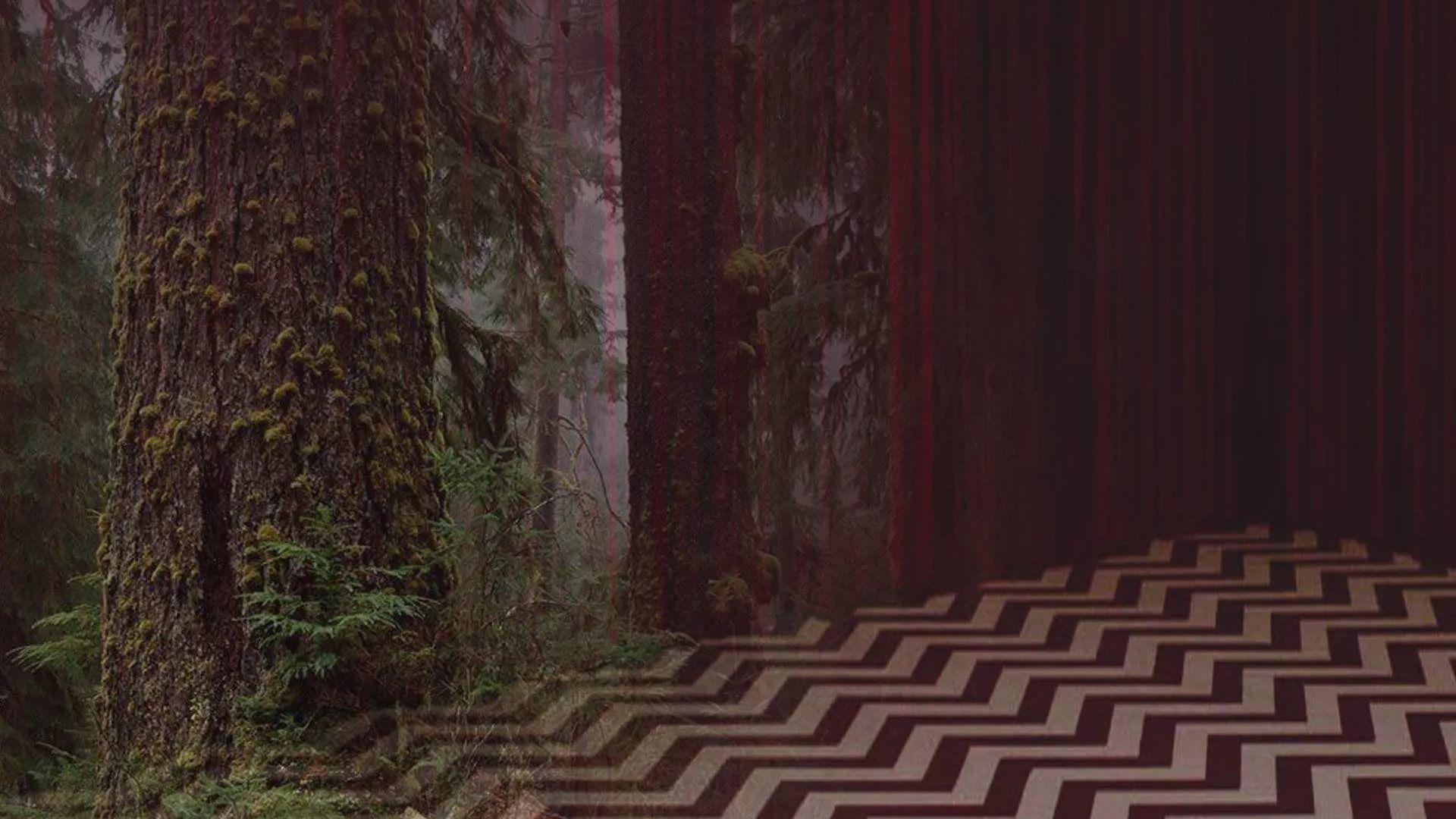 Twin Peaks Wallpaper Theme