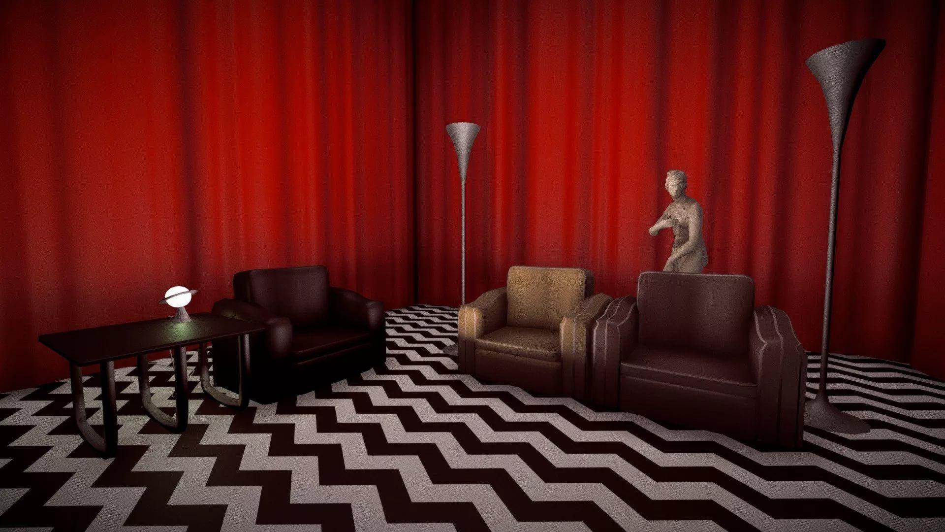 Twin Peaks background wallpaper