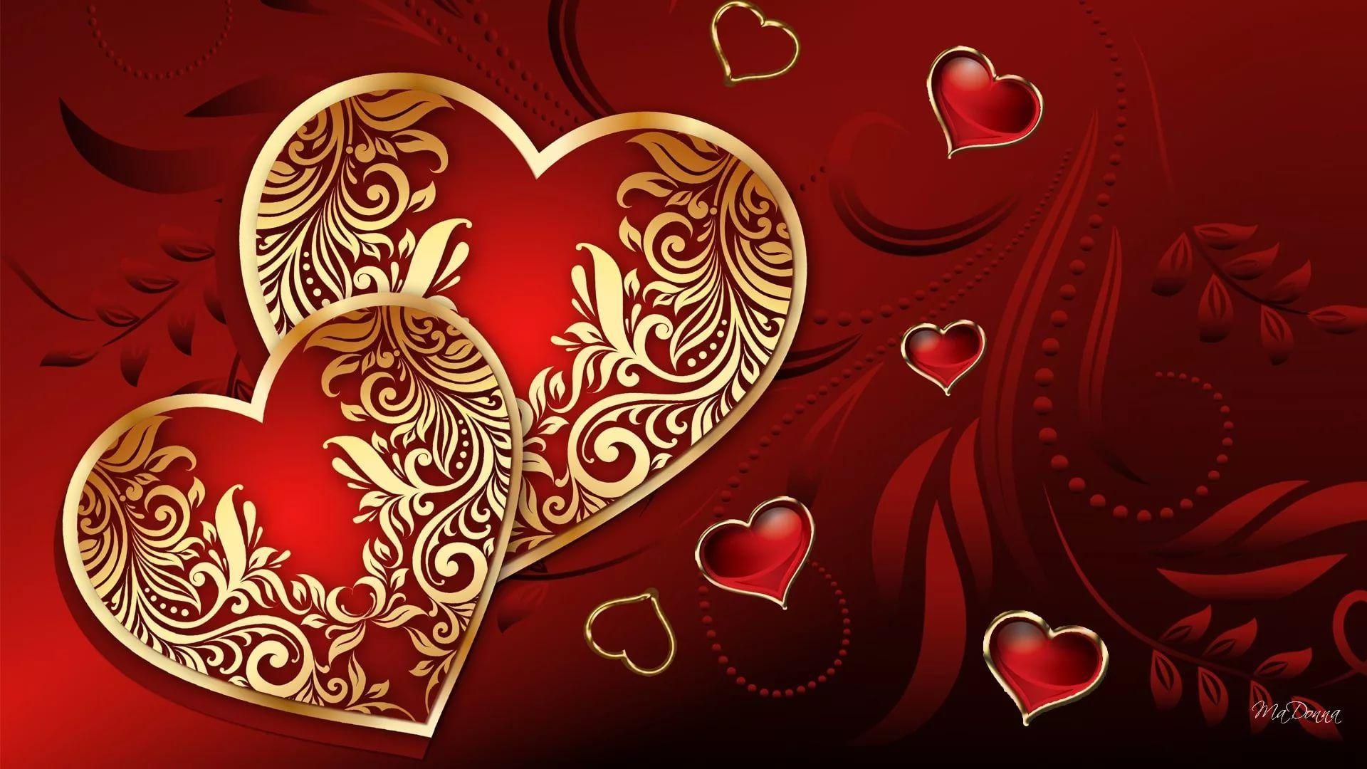Valentine Screensaver free download wallpaper