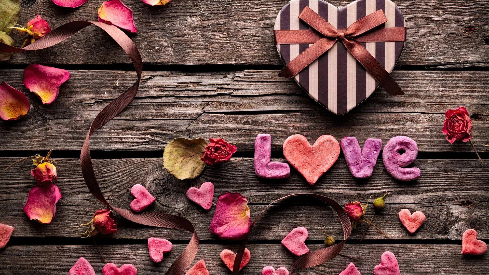 Valentine Screensaver wallpaper photo