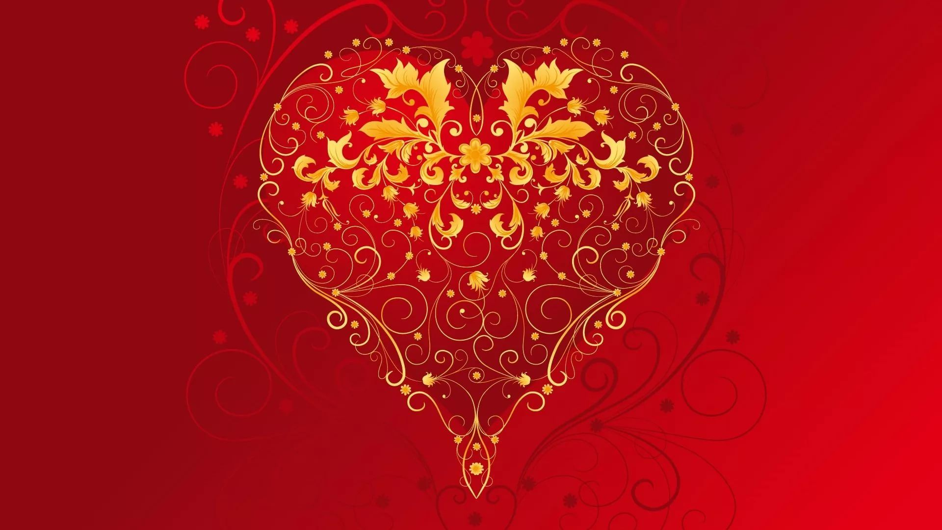 Valentine Screensaver Wallpaper
