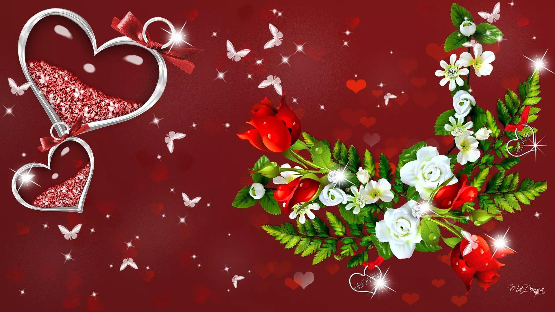 Valentine Screensaver Download Wallpaper
