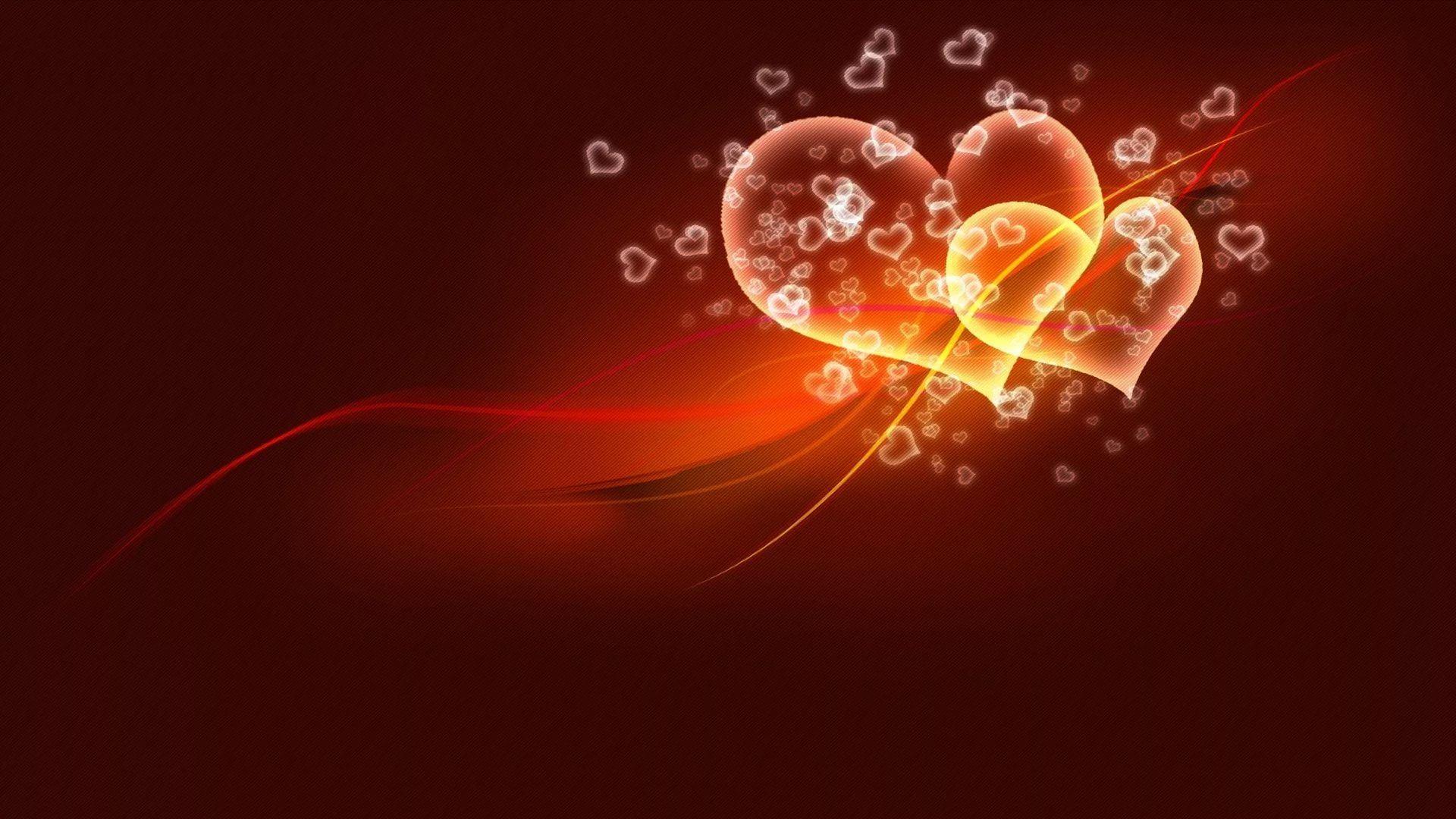 Valentine Screensaver desktop wallpaper download