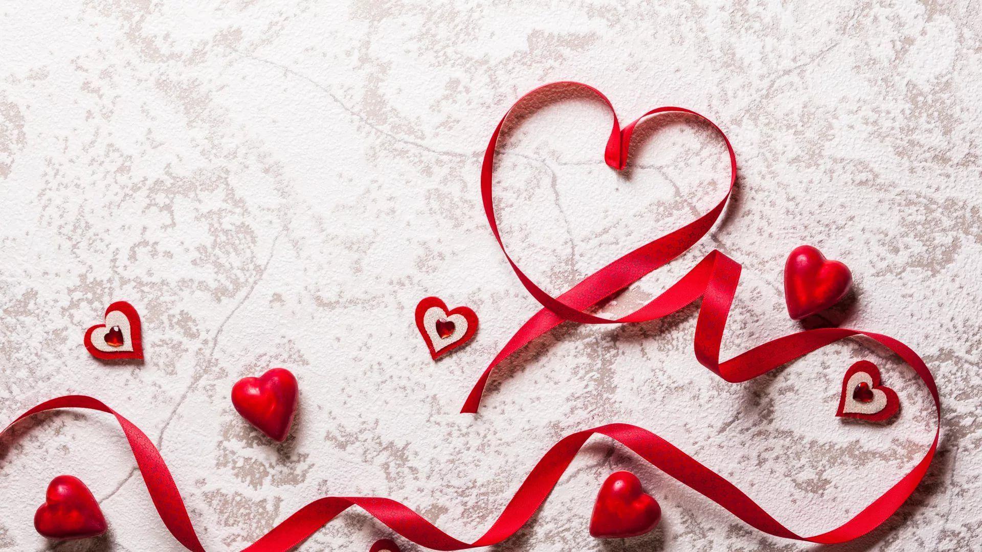 Valentine Screensaver pc wallpaper