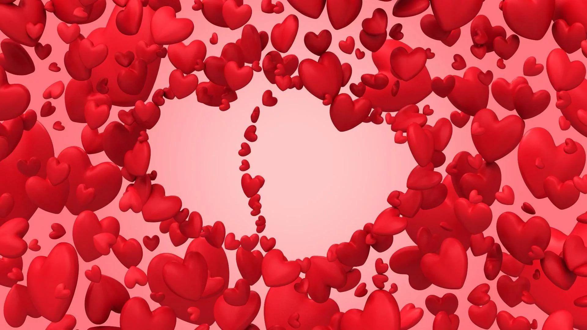 Valentine Screensaver Image