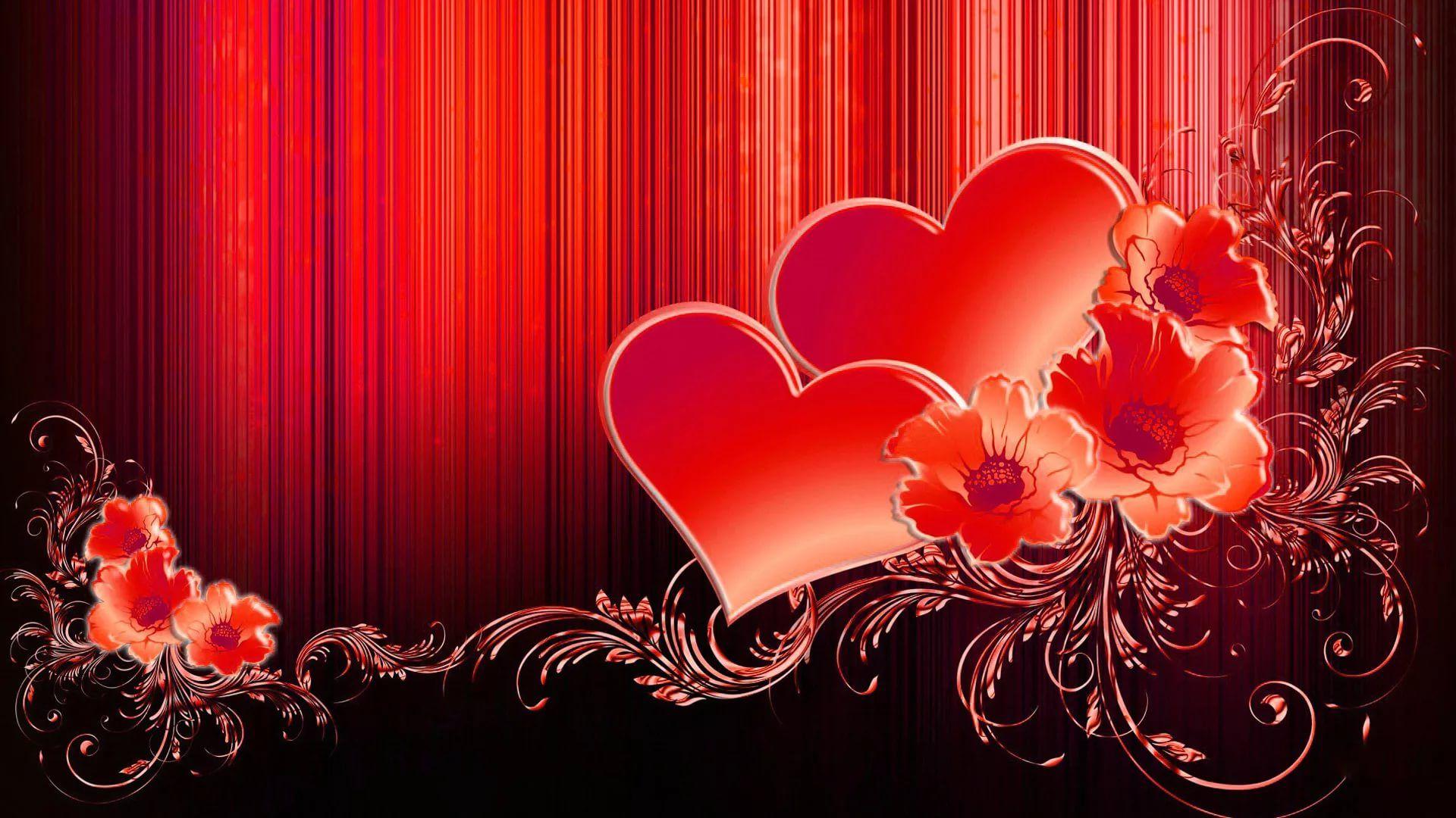 Valentine Screensaver wallpaper image hd