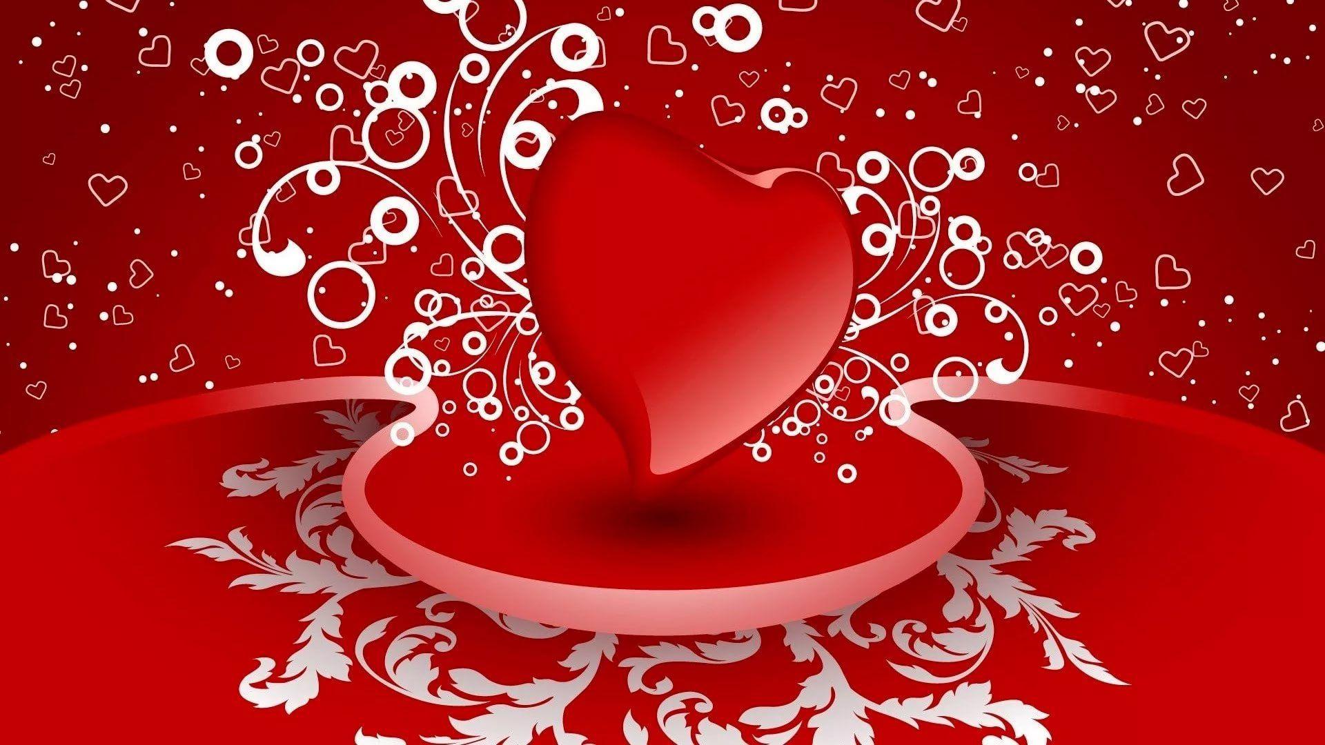 Valentine Screensaver PC Wallpaper HD