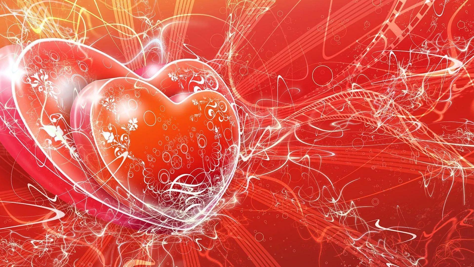 Valentine Screensaver download wallpaper image